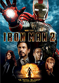 Iron Man 2 Single Disc/Side DVD