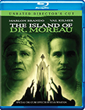The Island of Dr. Moreau Bluray