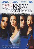 I Still Know What You Did Last Summer DVD