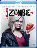 iZombie: Season 2 Bluray