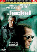 The Jackal DTS DVD