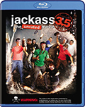 Jackass 3.5 Bluray
