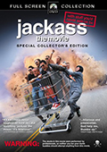 Jackass Fullscreen DVD