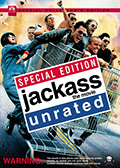 Jackass Unrated DVD