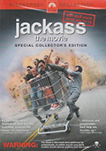 Jackass Widescreen DVD