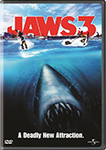 Jaws 3 DVD