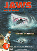 Jaws The Revenge DVD