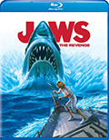Jaws The Revenge Bluray