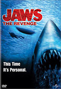 Jaws The Revenge Re-release DVD