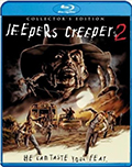 Jeepers Creepers 2 Double Feature Bluray