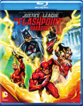 Justice League: The Flashpoint Paradox Bluray