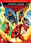 Justice League: The Flashpoint Paradox Special Edition DVD