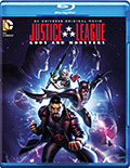 Justice League: Gods and Monsters Bluray