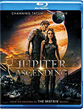 Jupiter Ascending Bluray