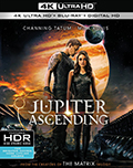 Jupiter Ascending UltraHD Bluray