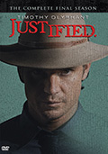 Justified: Season 6 DVD