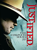 Justified The Complete Series Bluray