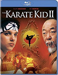 The Karate Kid II Bluray