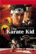 The Karate Kid Special Edition DVD
