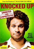 Knocked Up Widescreen DVD