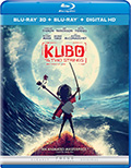 Kubo and the Two Strings 3D Bluray