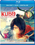 Kubo and the Two Strings Bluray