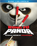 Kung Fu Panda Ultimate Edition of Awesomeness Bonus DVD