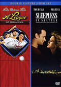 A League of Their Own Double Feature DVD