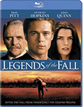 Legends of the Fall Bluray