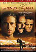 Legends of the Fall Special Edition DVD