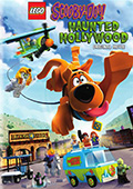 Lego Scooby Doo: Haunted Hollywood DVD