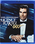 Licence To Kill Bluray