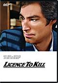 Licence To Kill Re-release DVD
