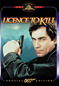 Licence To Kill Special Edition DVD