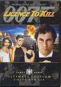 Licence To Kill Ultimate Edition DVD