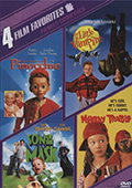 4-Film Favorites DVD