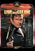 Live and Let Die Special Edition DVD