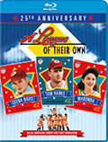 A League of Their Own 25th Anniversary Edition Bluray