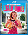 Legally Blonde Collection Bluray
