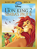The Lion King 2 Re-release Bluray