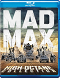Mad Max High Octane Collection Bluray