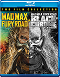 Mad Max Fury Road Black and Chrome Edition Bluray