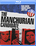 The Manchurian Candidate Bluray