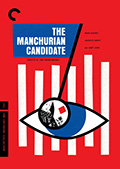 The Manchurian Candidate Criterion Collection DVD