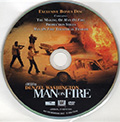 Man on Fire Best Buy Exclusive Bonus DVD