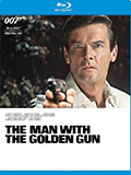 The Man With The Golden Gun Bluray