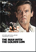 The Man With The Golden Gun Re-release DVD