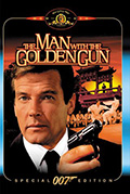 The Man With The Golden Gun Special Edition DVD
