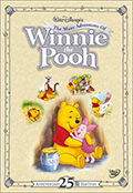 The Many Adventures of Winnie The Pooh 25th Anniversary Edition DVD
