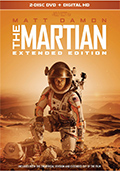 The Martian Extended Edition DVD